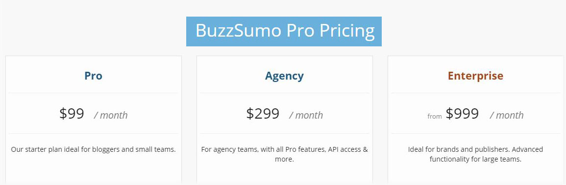 buzzsumo alternative free