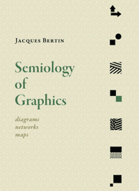Semiology of Graphics by Jacques Bertin
