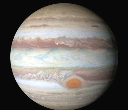data journalism example Hubble Maps Jupiter in 4k Ultra HD