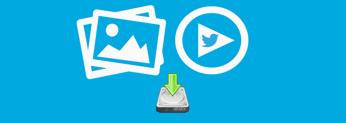 how to download or save videos and photos from twitter