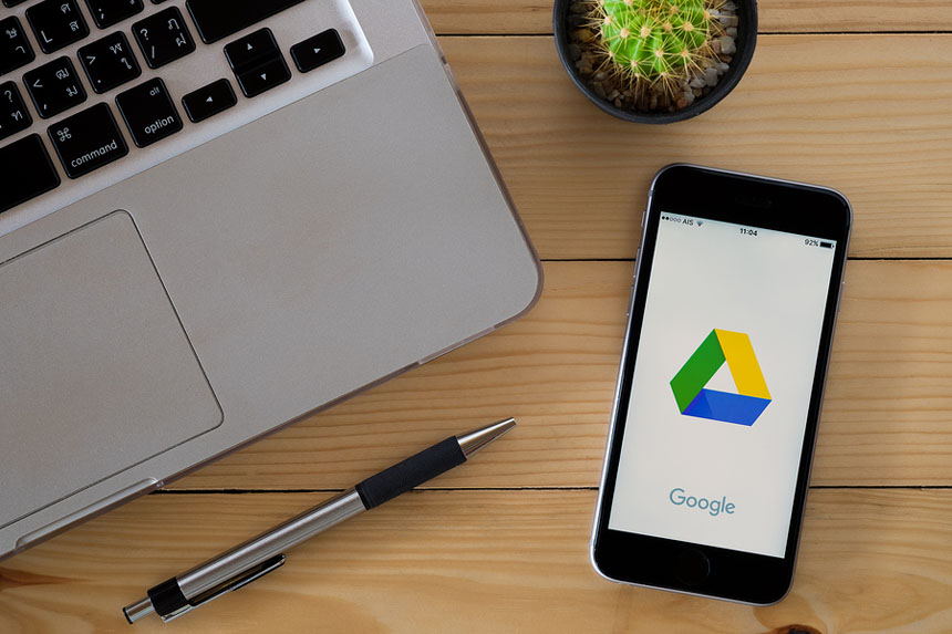 Download Pictures from Google Drive